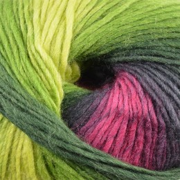 Louisa Harding Amitola Grande Aran 100g Winter Rose 520