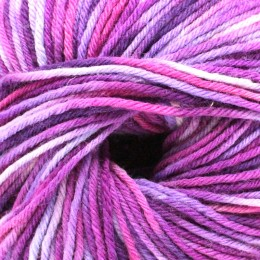 Louisa Harding Cassia Prints DK 50g Sweetly 6