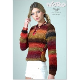 NSL005 Ladies Jumper Kureyon Air