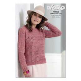 NSL022 Ladies Crew Neck Jumper Tokonatsu