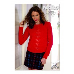 NSL030 Ladies Jumper A La Mode
