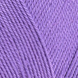 Patons 100% Cotton 4Ply 100g Purple 1743