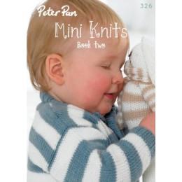 P326 Mini Knits Book 2