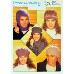 PG7159 Adult Hats DK