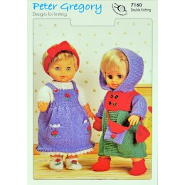 PG7160 Doll's Clothes DK