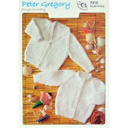 PG7210 Baby Cardigans DK