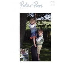 PP1001 Children's Tank Tops DK