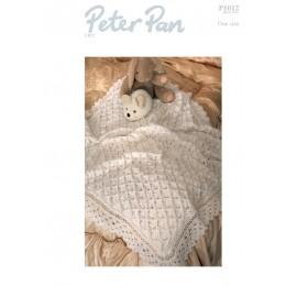 PP1012 Baby Blanket 4ply