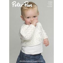 PP1064 Baby Cardigan DK