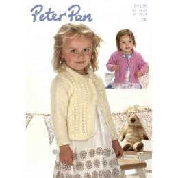 PP1135 Children's Cardigan DK