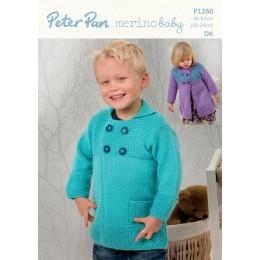 PP1260 Children's Coats DK