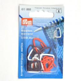 Prym Stitch Markers Plastic