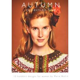 Marrie Wallin: Autumn, 10 Handknit Designs for Women
