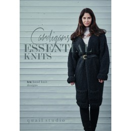 Cardigans Essential Knits, 10 Hand Knit Designs