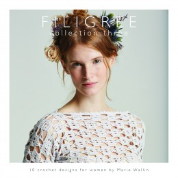 Marie Wallin: Filigree, 10 Crochet Designs for Women
