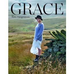 Kim Hargreaves: Grace, 21 Designs for Women