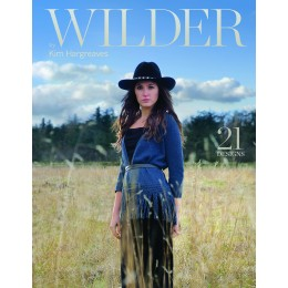 Kim Hargreaves: Wilder, 21 Designs for Women