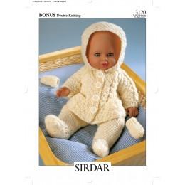 S3120 Dolls Clothes in Bonus DK