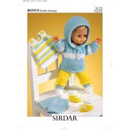S3122 Dolls Clothes in Bonus DK