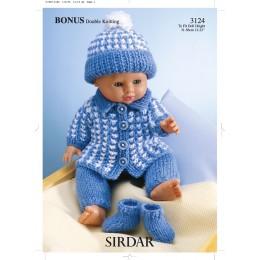S3124 Dolls Clothes in Bonus DK