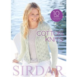 Sirdar Book 523 - Cotton Knits