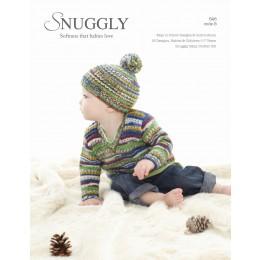 Sirdar Snuggly Baby Crofter DK Book 526