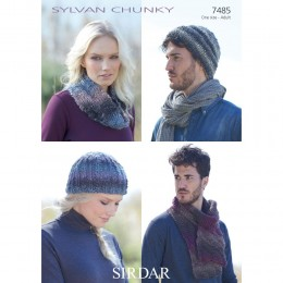 S7485 Caps, Hat, Scarf and Snood for Men and Women