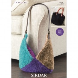 S7785 Bags in Sirdar Touch