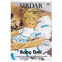 S272 Baby Doll Book