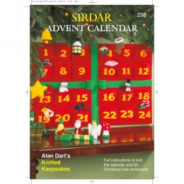 S298 Advent Calendar by Alan Dart