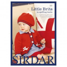 S369 Little Brits in Spiffing Knits