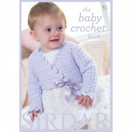 S411 The Baby Crochet Book