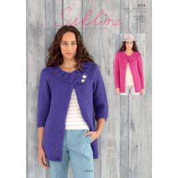 SU6125 Women's Cardigan in Sublime Lola
