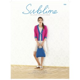 SUB709 The Fourth Sublime Worsted Design Book