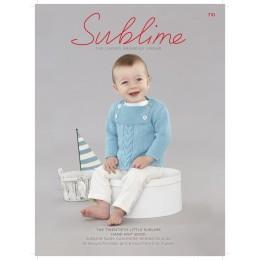 SUB710 The Twentieth Little Sublime Handknit Book