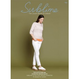 Sublime 722 - The Sixth Sublime Worsted Design Book