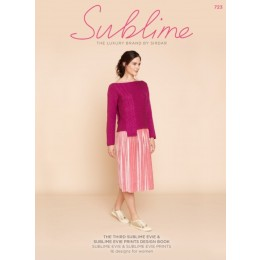 Sublime 723 - The Third Sublime Evie & Evie Prints Design Book