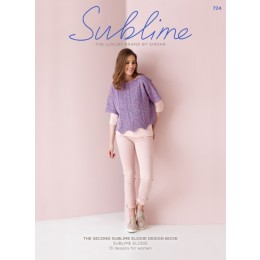 Sublime 724 - The Second Sublime Elodie Design Book