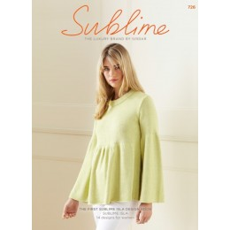 Sublime 726 - The First Sublime Isla Design Book