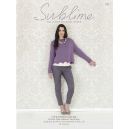 SU705 The Eleventh Sublime Extra Fine Merino DK