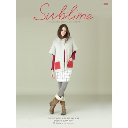 SU706 The Second Sublime Phoebe Design Book