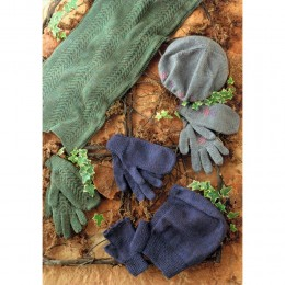 St4389 Adult Hat, Scarf, Gloves and Mittens Life DK