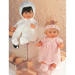 St4538 Doll's Clothes Wondersoft DK