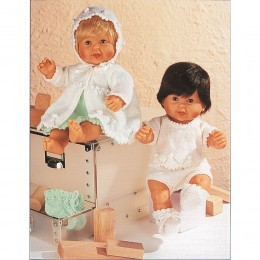 St4539 Doll's Clothes Wondersoft 4ply