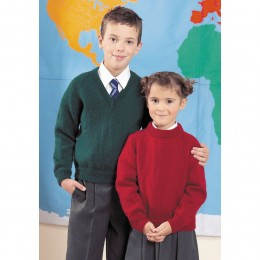 St4910 Children's Jumpers Special DK
