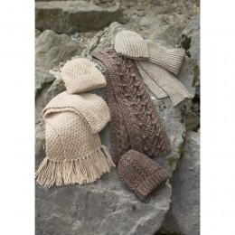 St8287 Children's Scarves and Hats Life DK