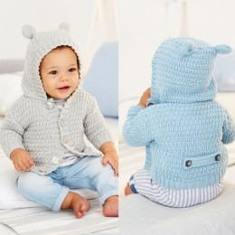 St9529 Children's Hoodies in Stylecraft Bambino DK