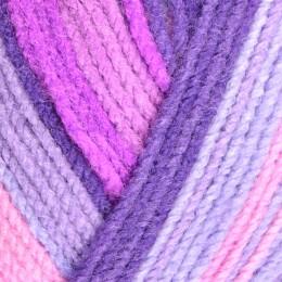 Stylecraft Merry-Go-Round DK 100g Purple Fizz 3149