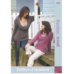 TRT9083 Ladies Jumpers Freedom Wool