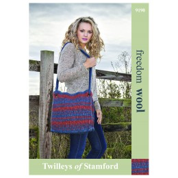 TRT9190 Ladies Bag Freedom Wool